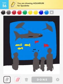 Drawsomething Aquarium
