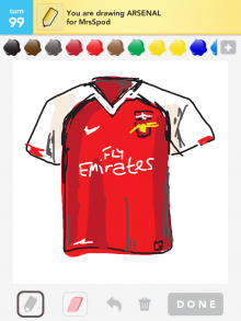 Drawsomething Arsenal