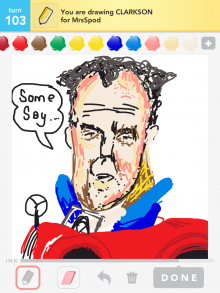 Drawsomething Clarkson