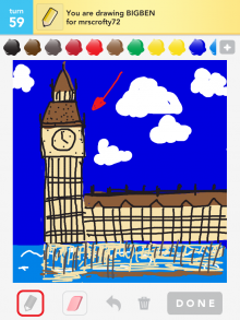 Drawsomething Bigben