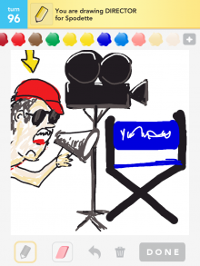 Drawsomething Director