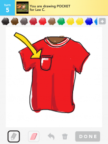 Drawsomething Pocket