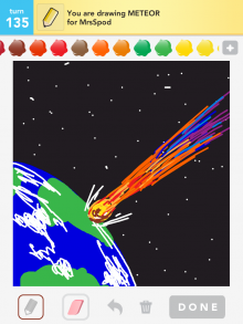 Drawsomething Meteor