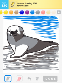 Drawsomething Seal