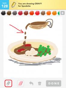 Drawsomething Gravy