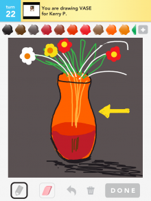 Drawsomething Vase