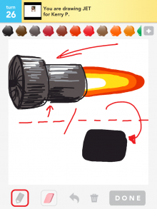 Drawsomething Jet