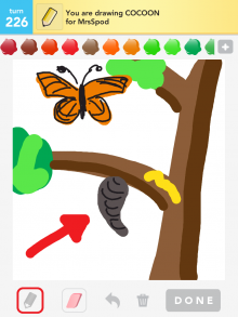Drawsomething Cocoon