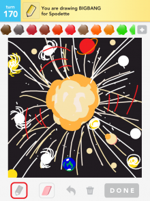 Drawsomething Bigbang