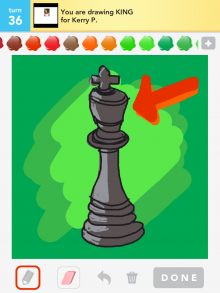Drawsomething King