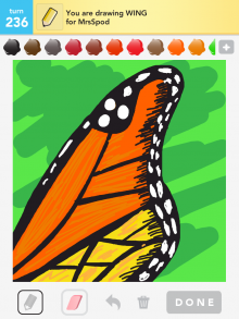 Drawsomething Wing