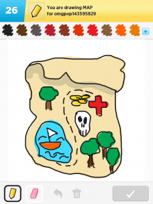 Drawsomething Map