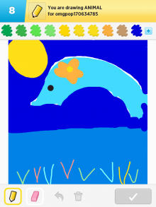 DrawSomething Animal (by Monica)
